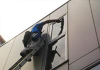 ガラス窓クリーニング