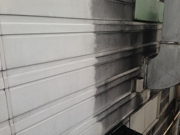 外壁清掃・高崎市 食品会社様