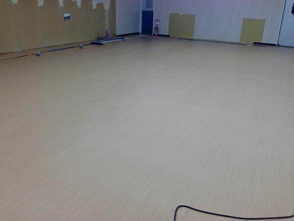 床ワックス清掃 店舗改装時 群馬県安中市のサムネイル
